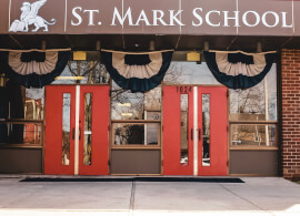 St. Mark School Provides Strong Foundation...