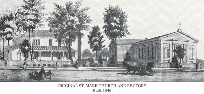 History of St. Mark School 1846