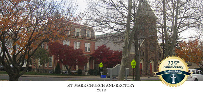 History of St. Mark School 2012